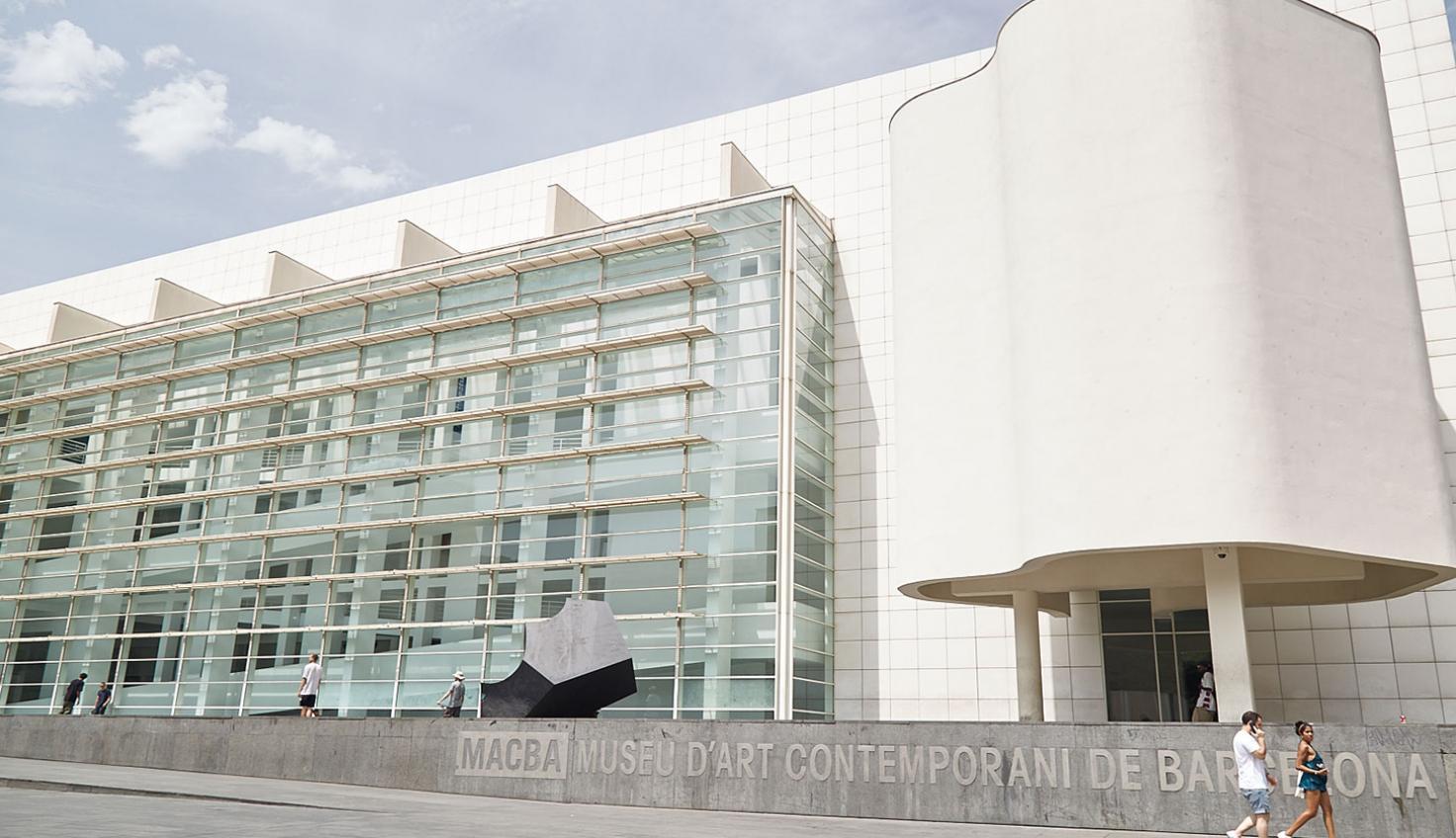 Foto MACBA – Museo de Arte Contemporáneo de Barcelona