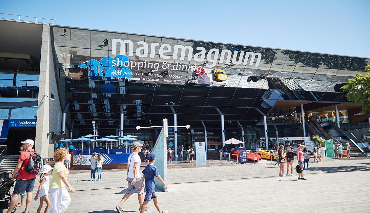 Foto Centre Comercial Maremàgnum