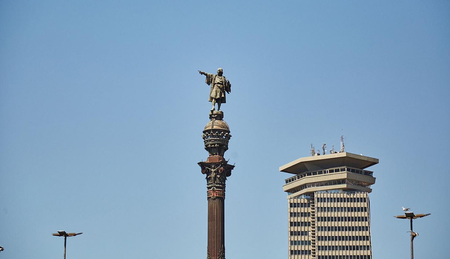 Photo Columbus Monument
