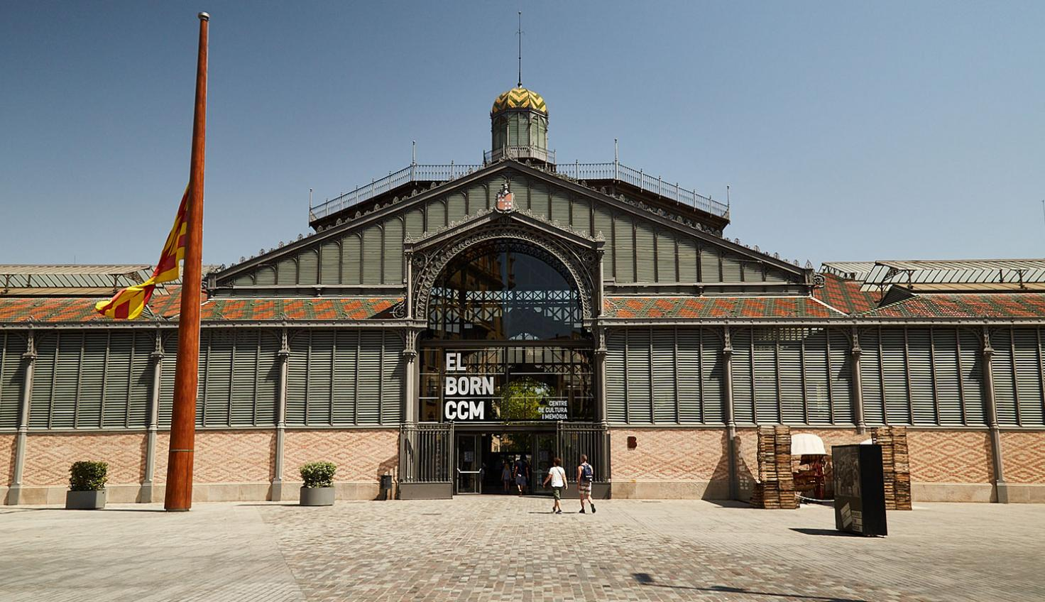 Alter Markt El Born - Kultur und Gedächtniszentrum El Born fotografie