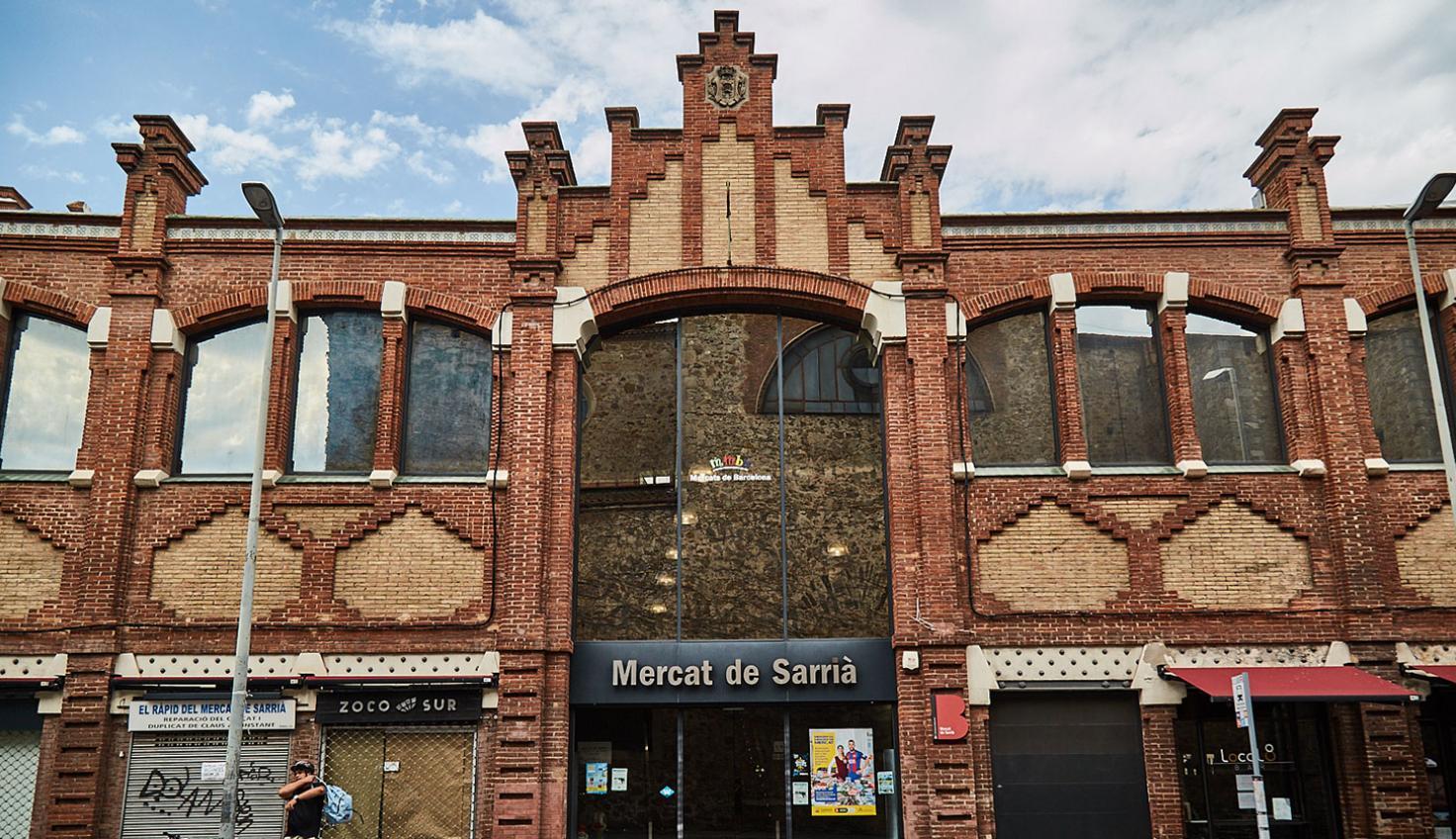 Foto Mercato di Sarrià - Arnau Calvet