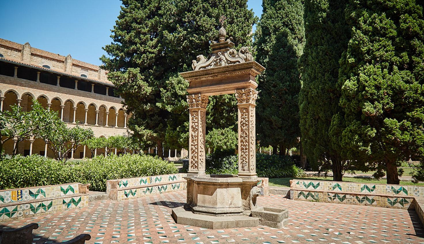 Photo Monastery of Pedralbes