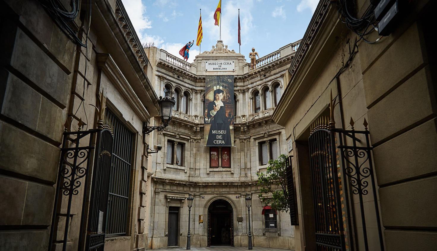Photo Barcelona Wax Museum