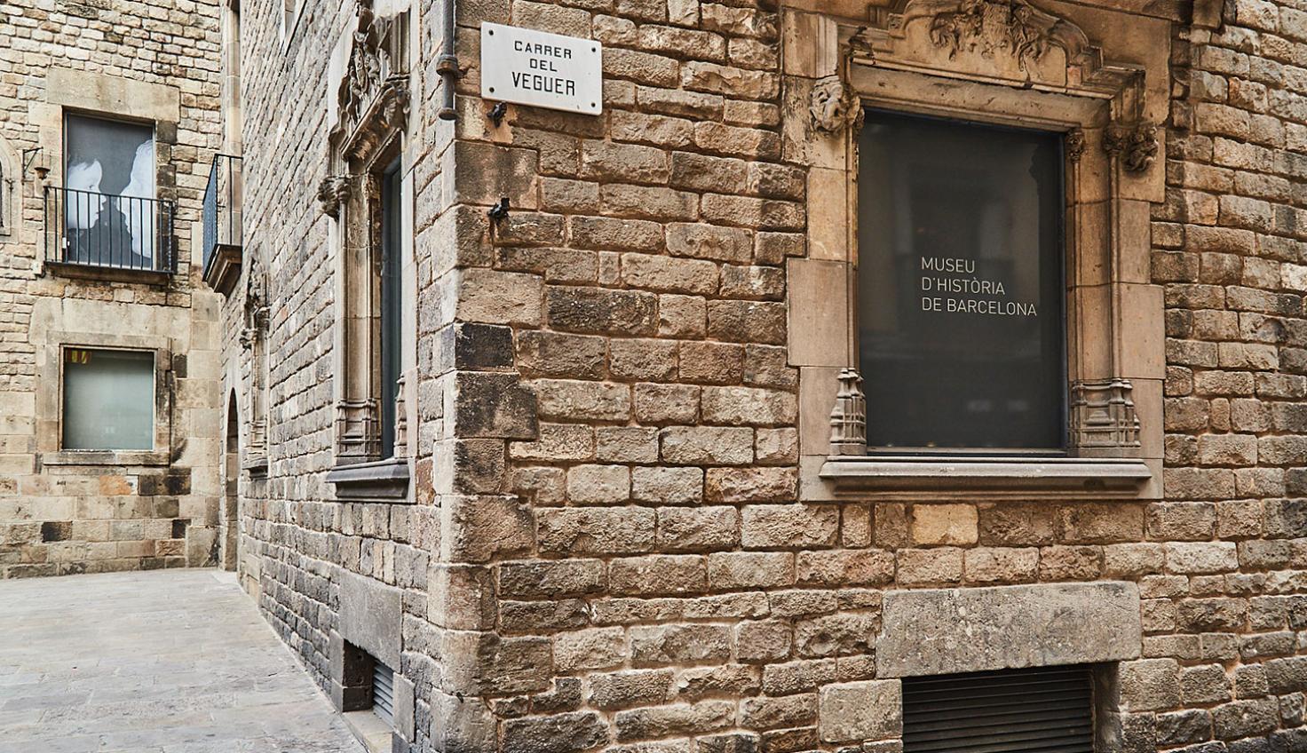 Foto Museo di Storia di Barcellona