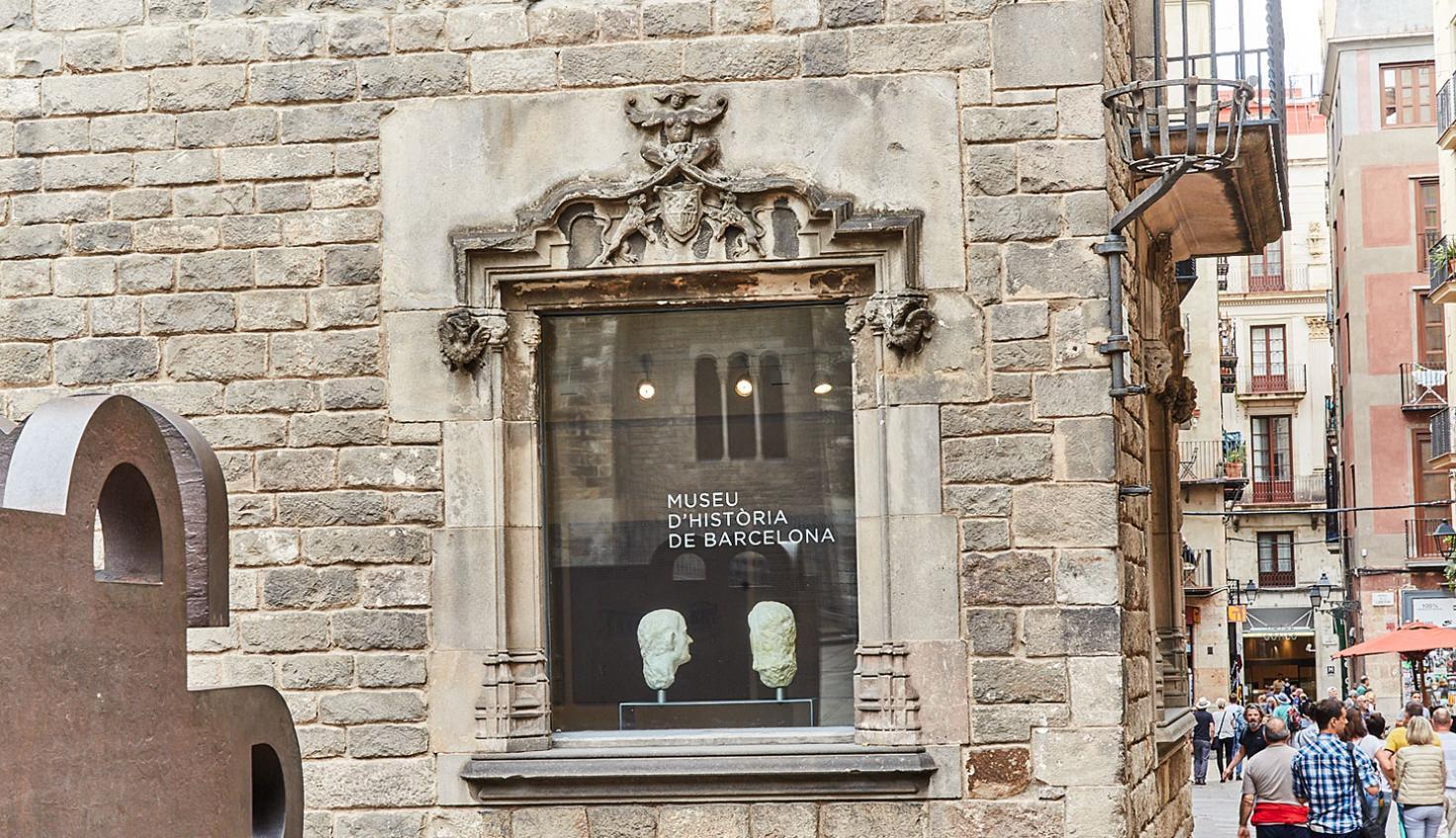 Foto MUHBA – Museo di Storia di Barcellona