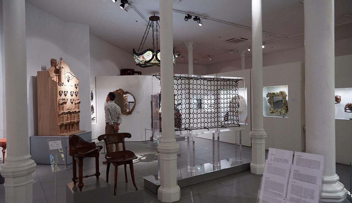 Modernisme-Museum Barcelona fotografie