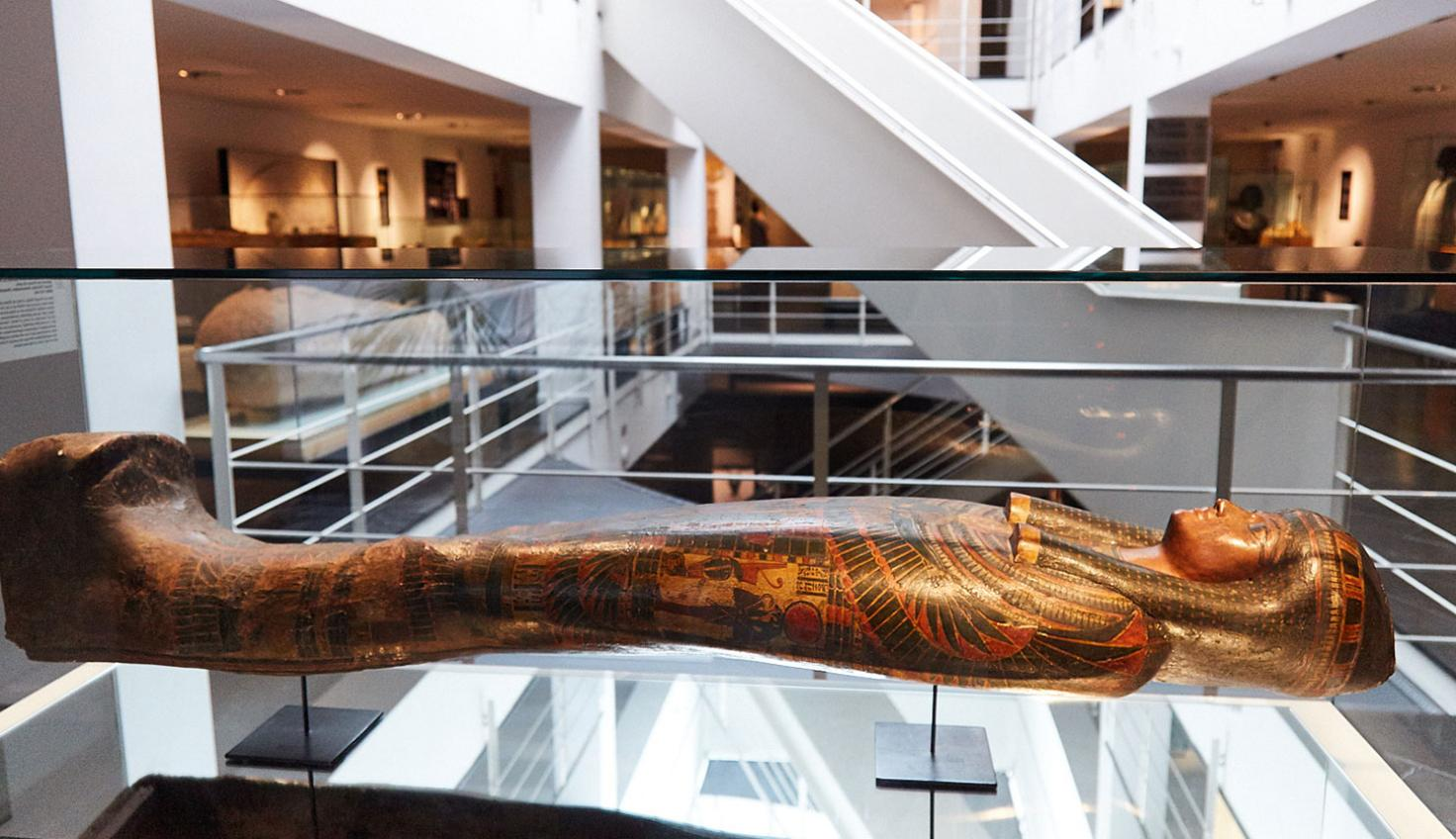 Photo Egyptian Museum Barcelona