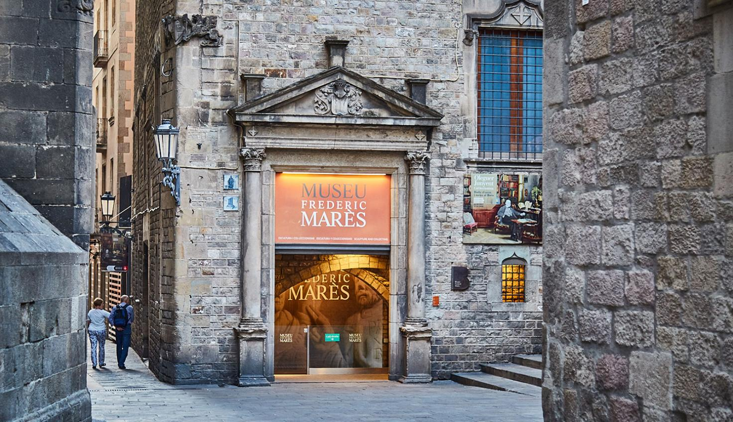 Photo Frederic Marès Museum of Barcelona
