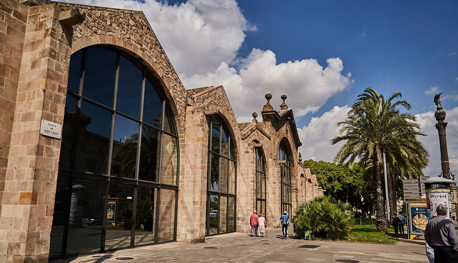 Foto Schifffahrtsmuseum Barcelona