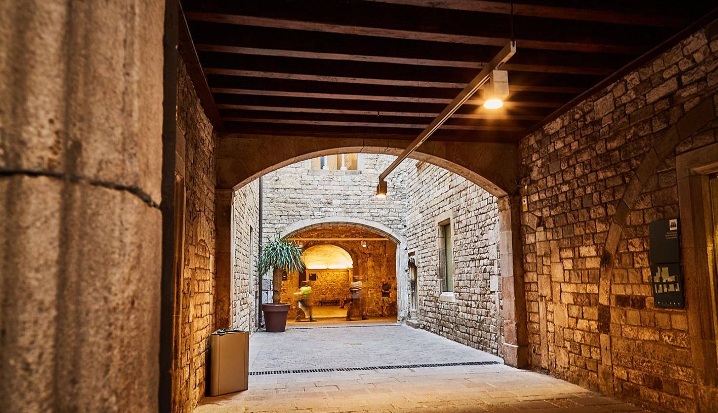 Picasso Museum Barcelona - El Born fotografie