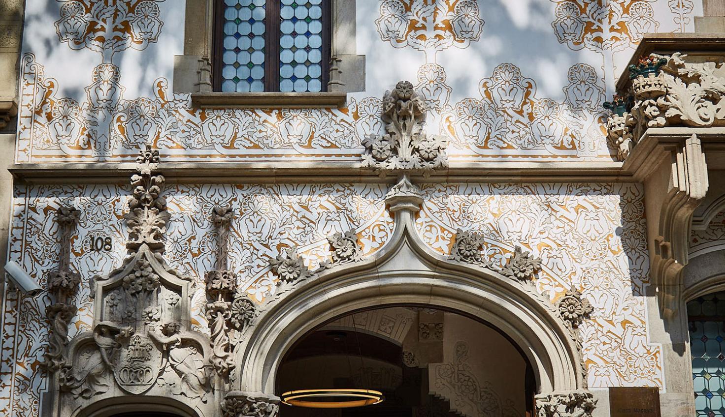 Photo Palais Macaya