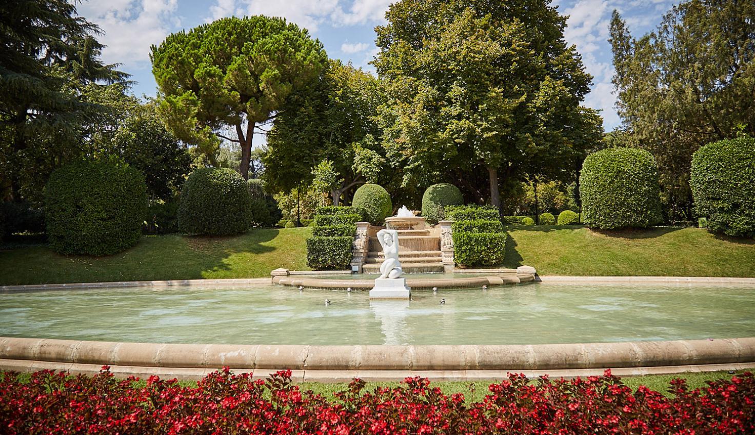 Palais royal et jardins de Pedralbes | Bus Touristique Officiel Barcelone