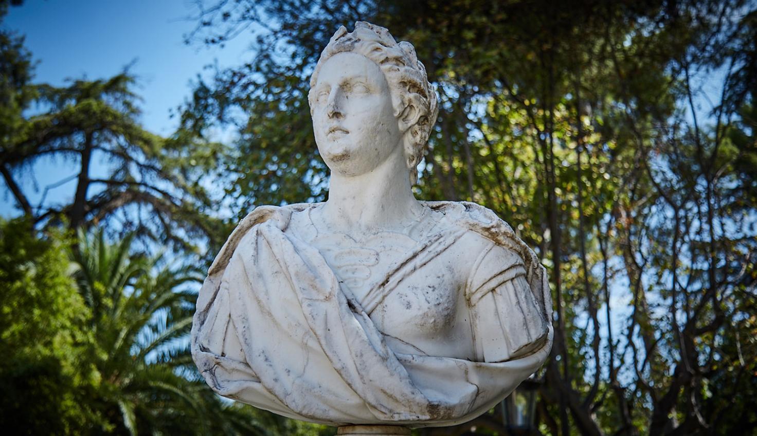Foto Jardins de Pedralbes