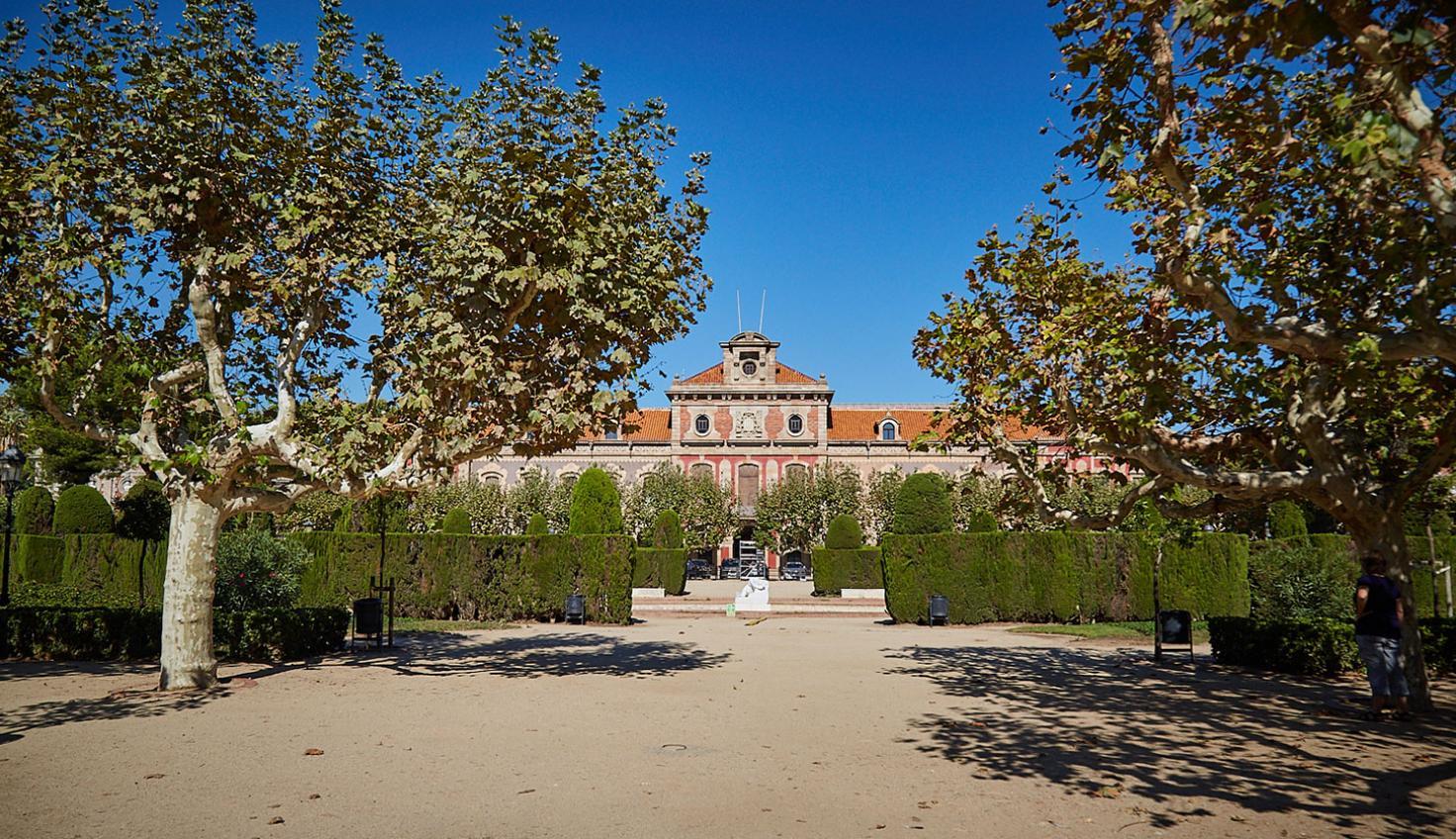 Foto Parlament de Catalunya