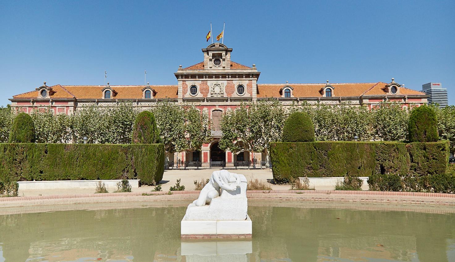 Foto Parlament de Catalunya - Parc de la Ciutadella