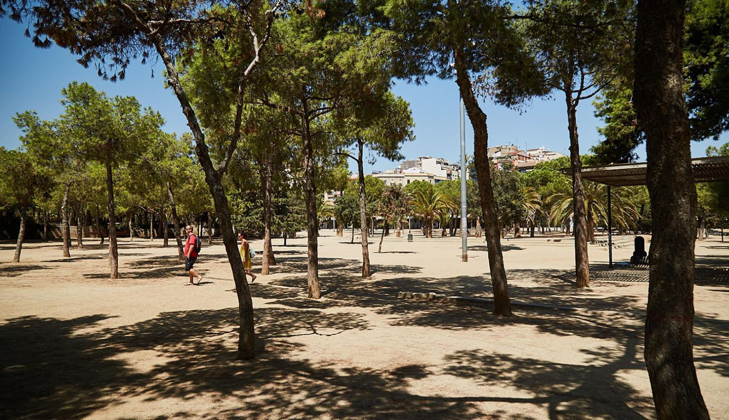 Foto Parco Joan Miró