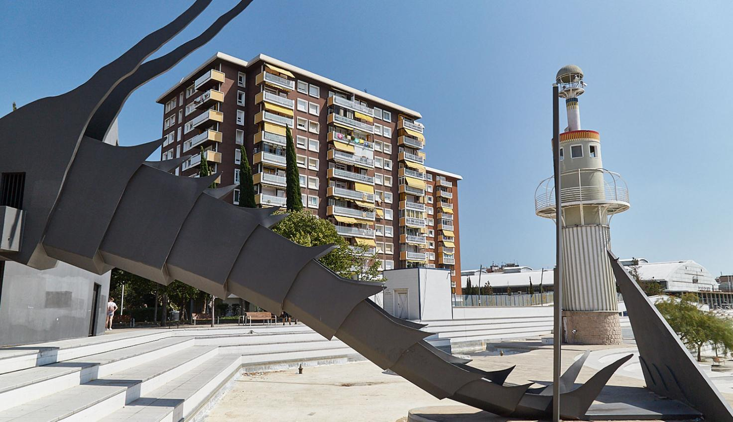 Photo Espanya Industrial Park - Luis Peña Ganchegui