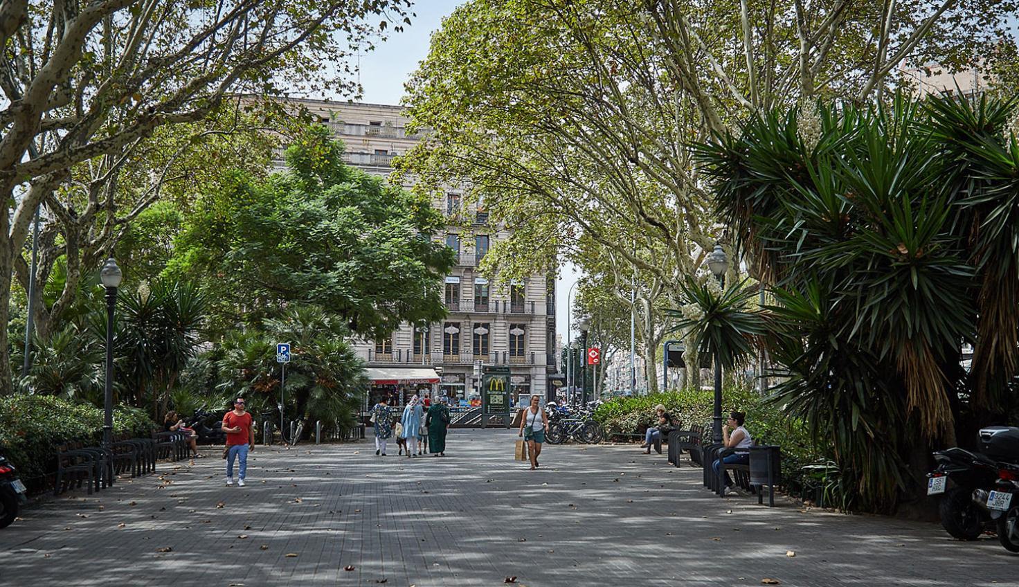 Foto Plaza de Urquinaona