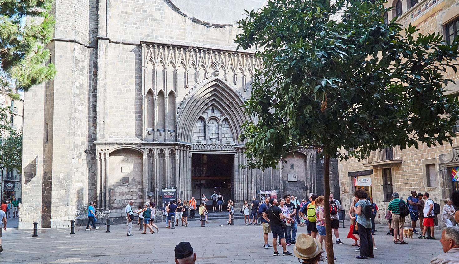Photo Plaça del Pi