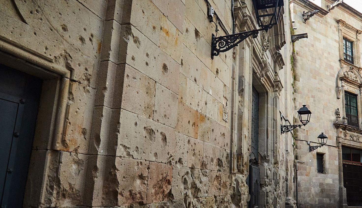 Foto Plaça Sant Felip Neri