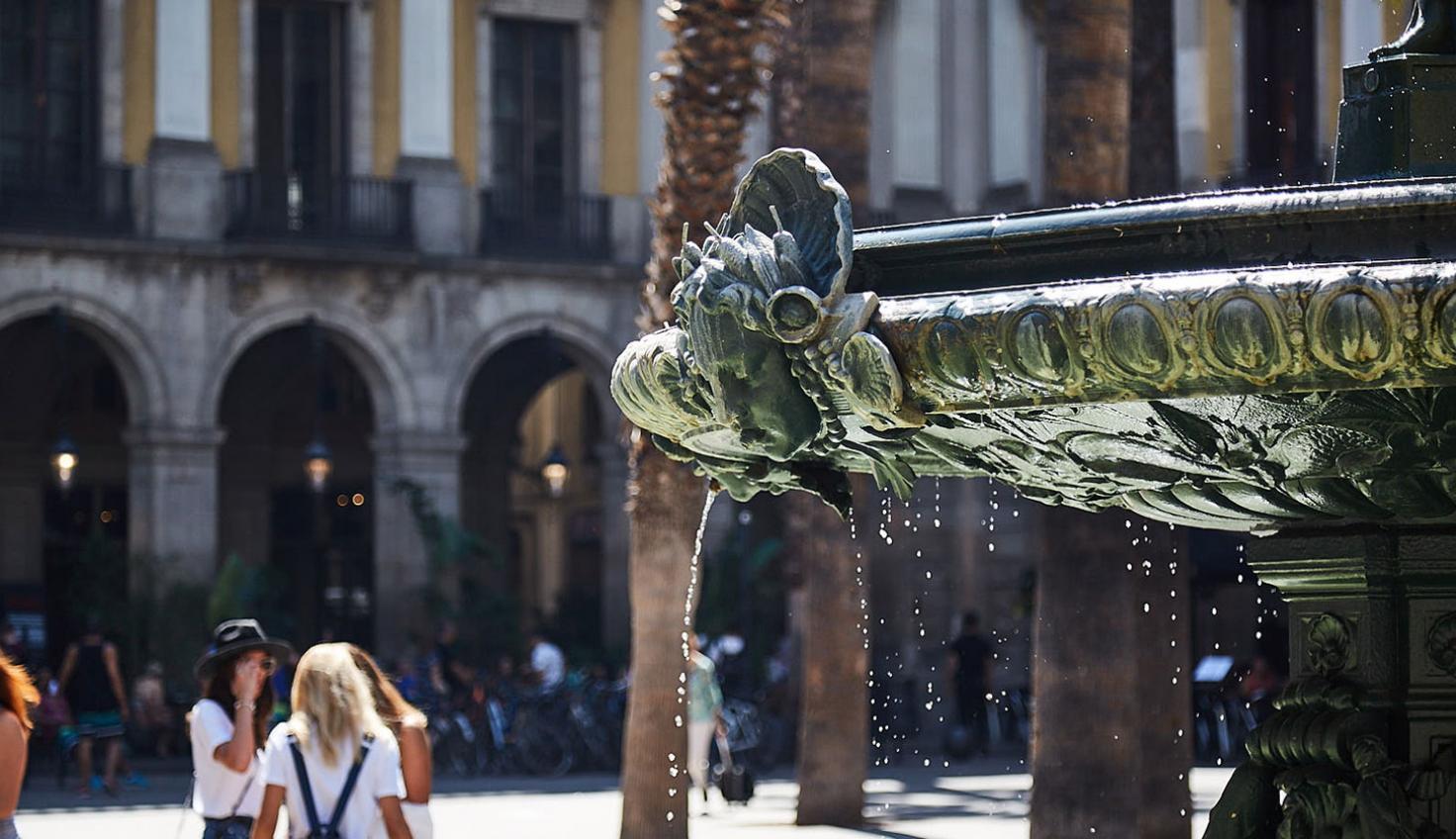 Photo Plaça Reial