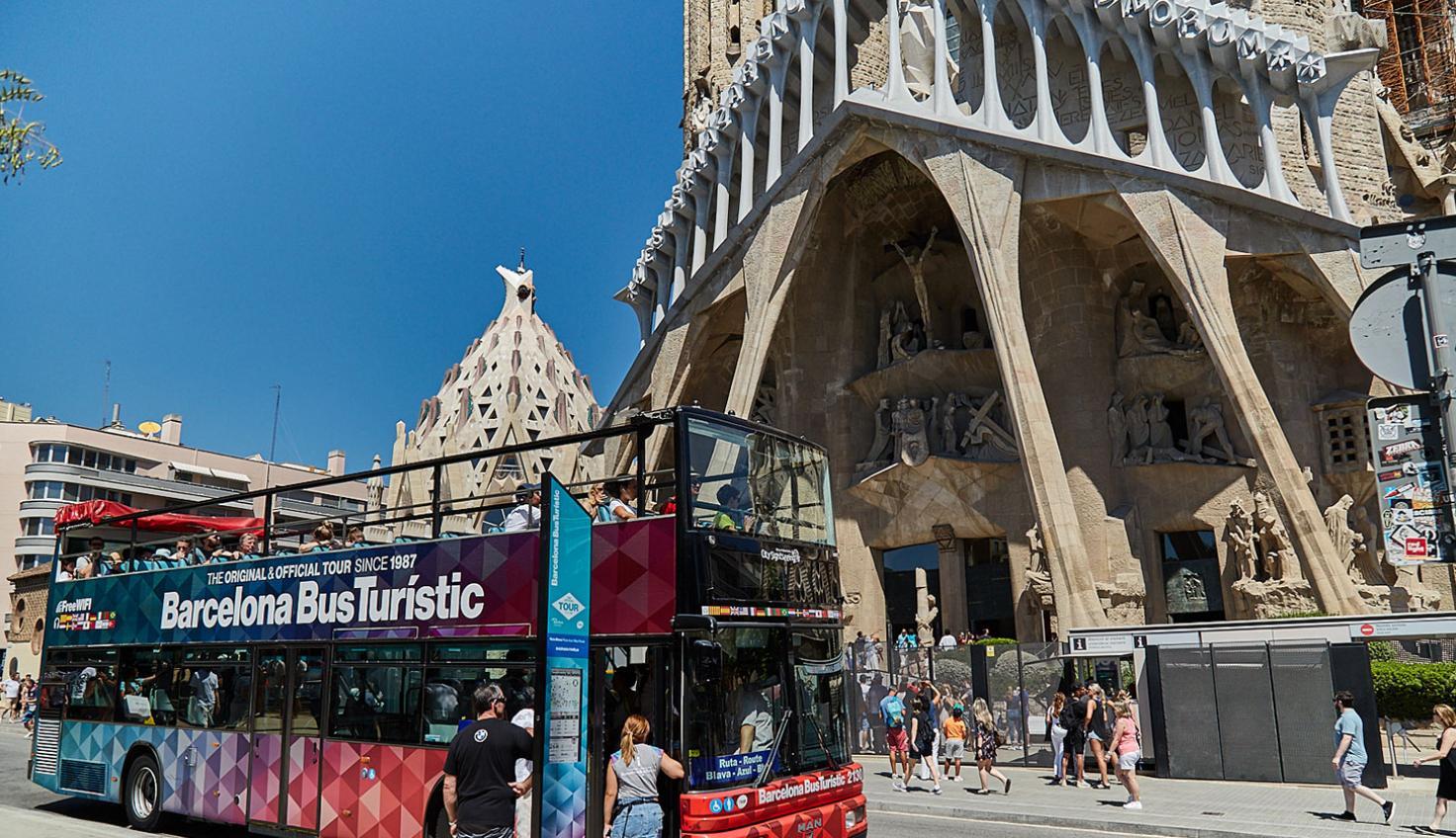 Foto Sagrada Família Gaudí