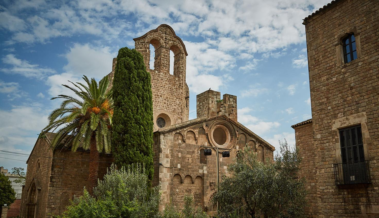 Photo Sant Pau del Camp Monastery