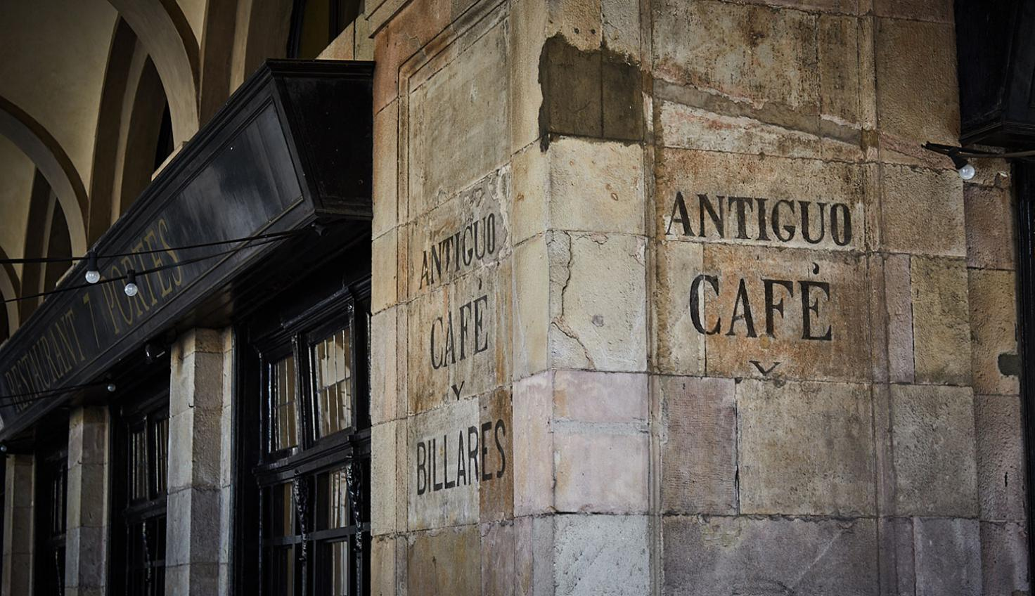 Restaurant 7 Portes fotografie