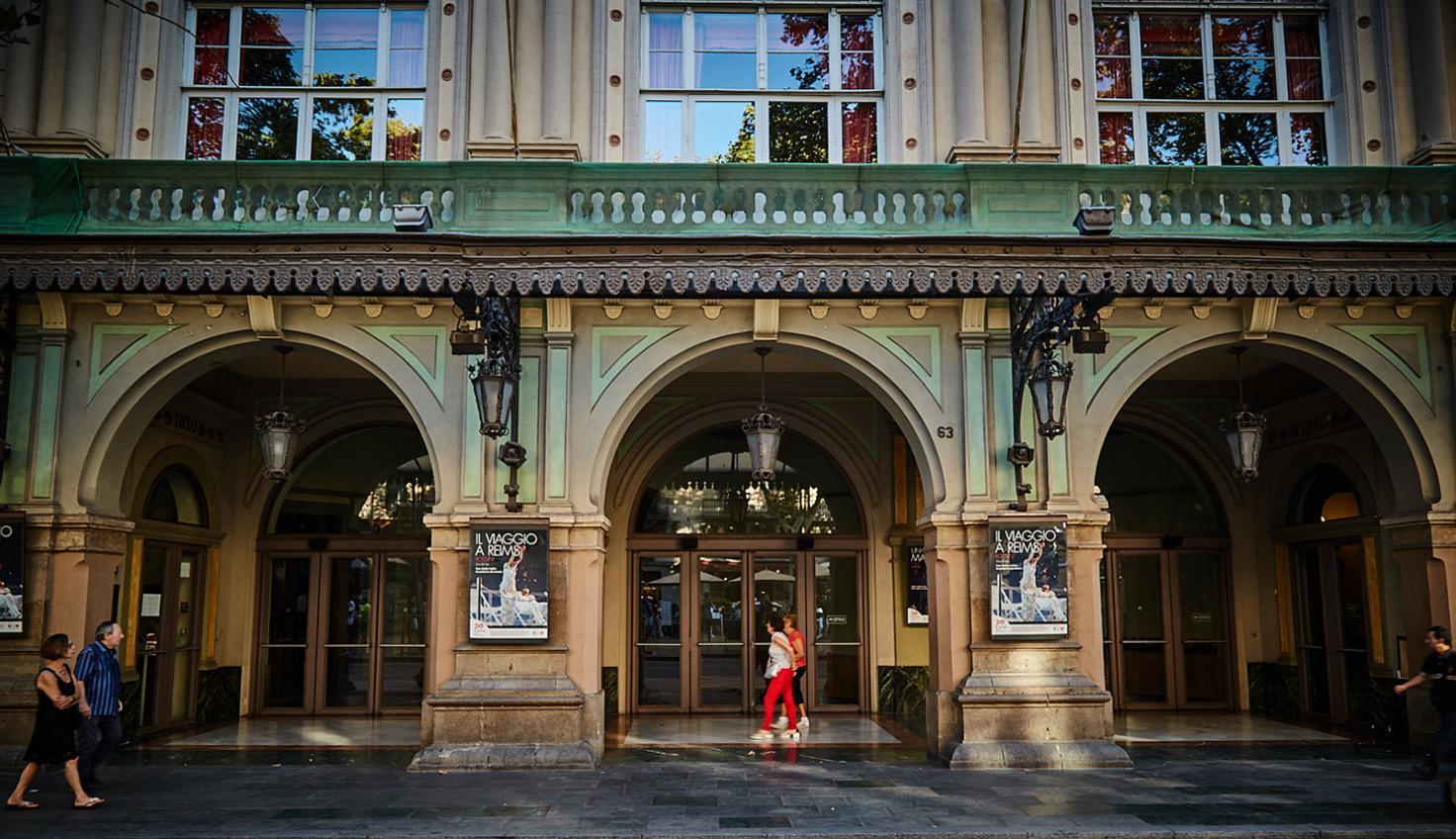 Gran Teatre del Liceu fotografie
