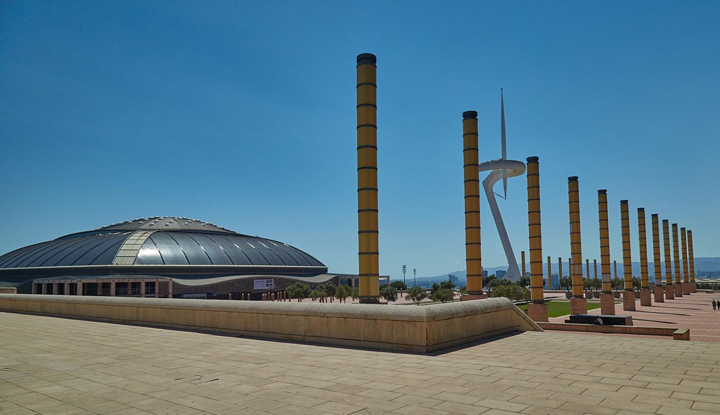 Photo Anneau olympique de Montjuïc