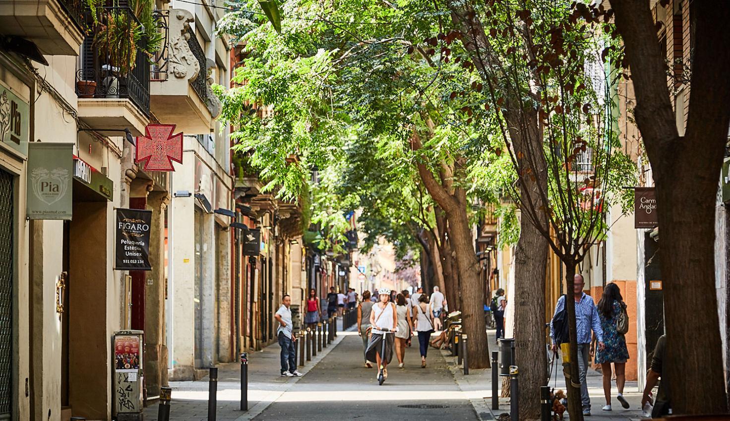 Photo Gràcia - Boutiques