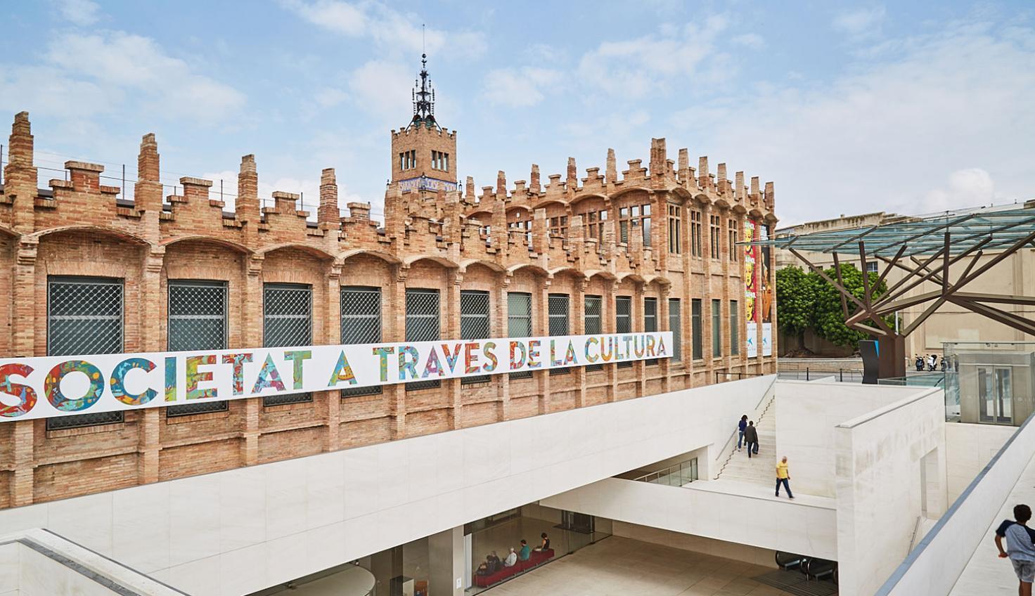 Foto CaixaForum di Barcellona