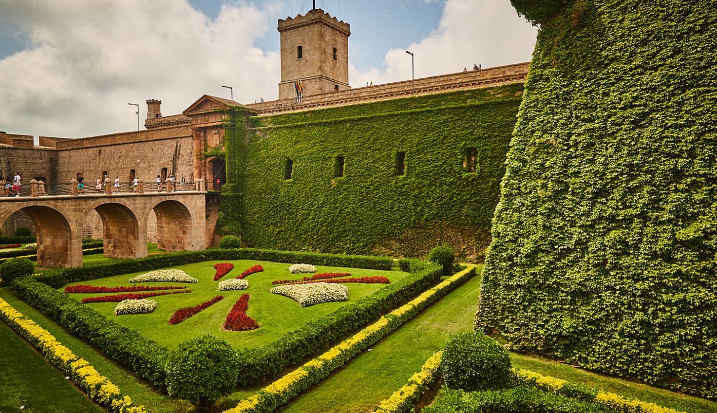 Foto Castell de Montjuïc
