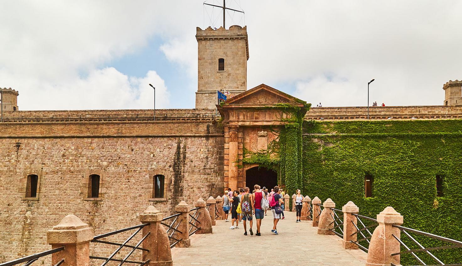 Foto Castell de Montjuïc - Barcelona