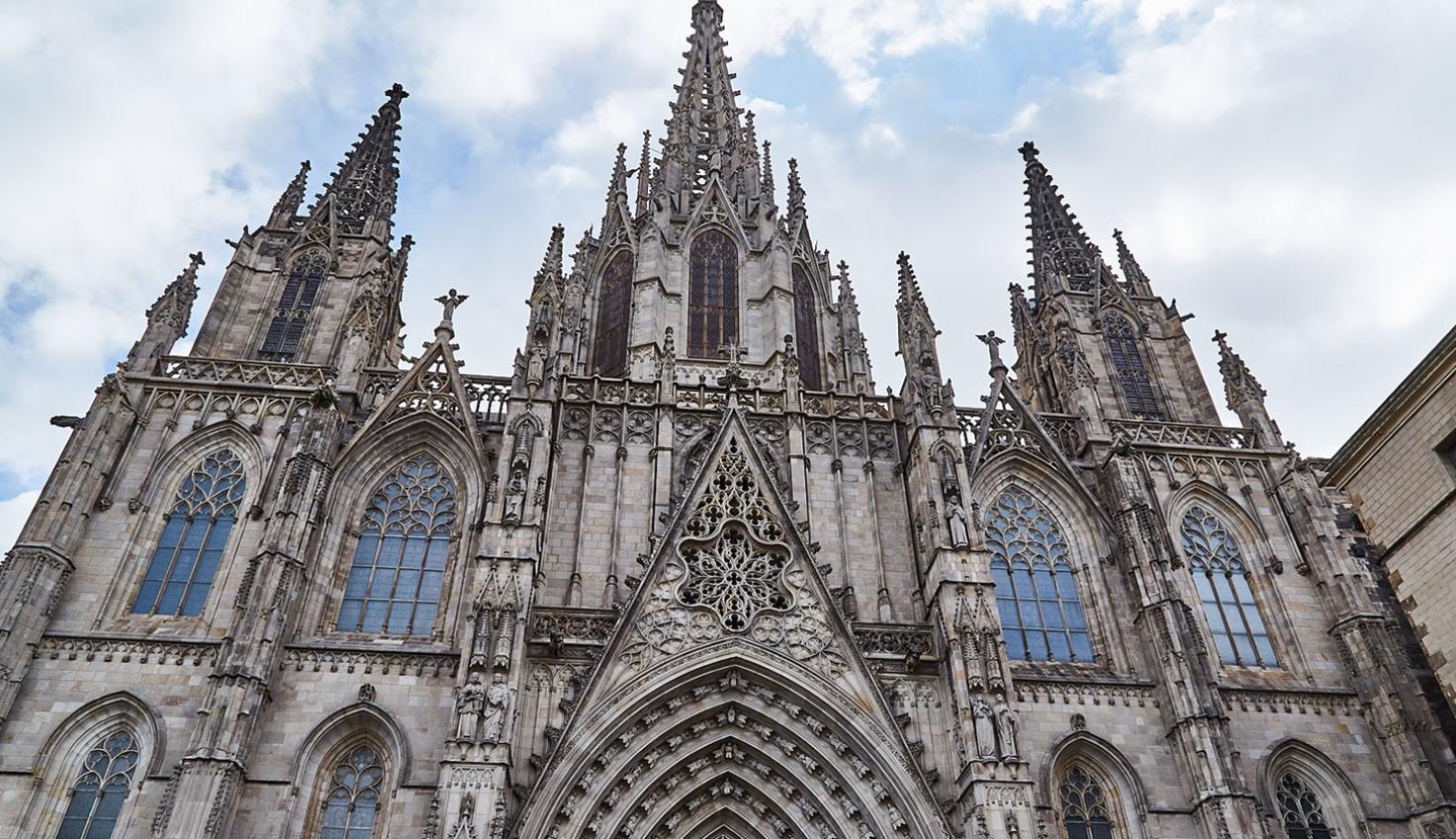 Foto La Cattedrale di Barcellona