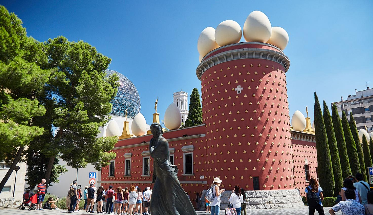 Photo Dalí Theatre and Museum and Jewels