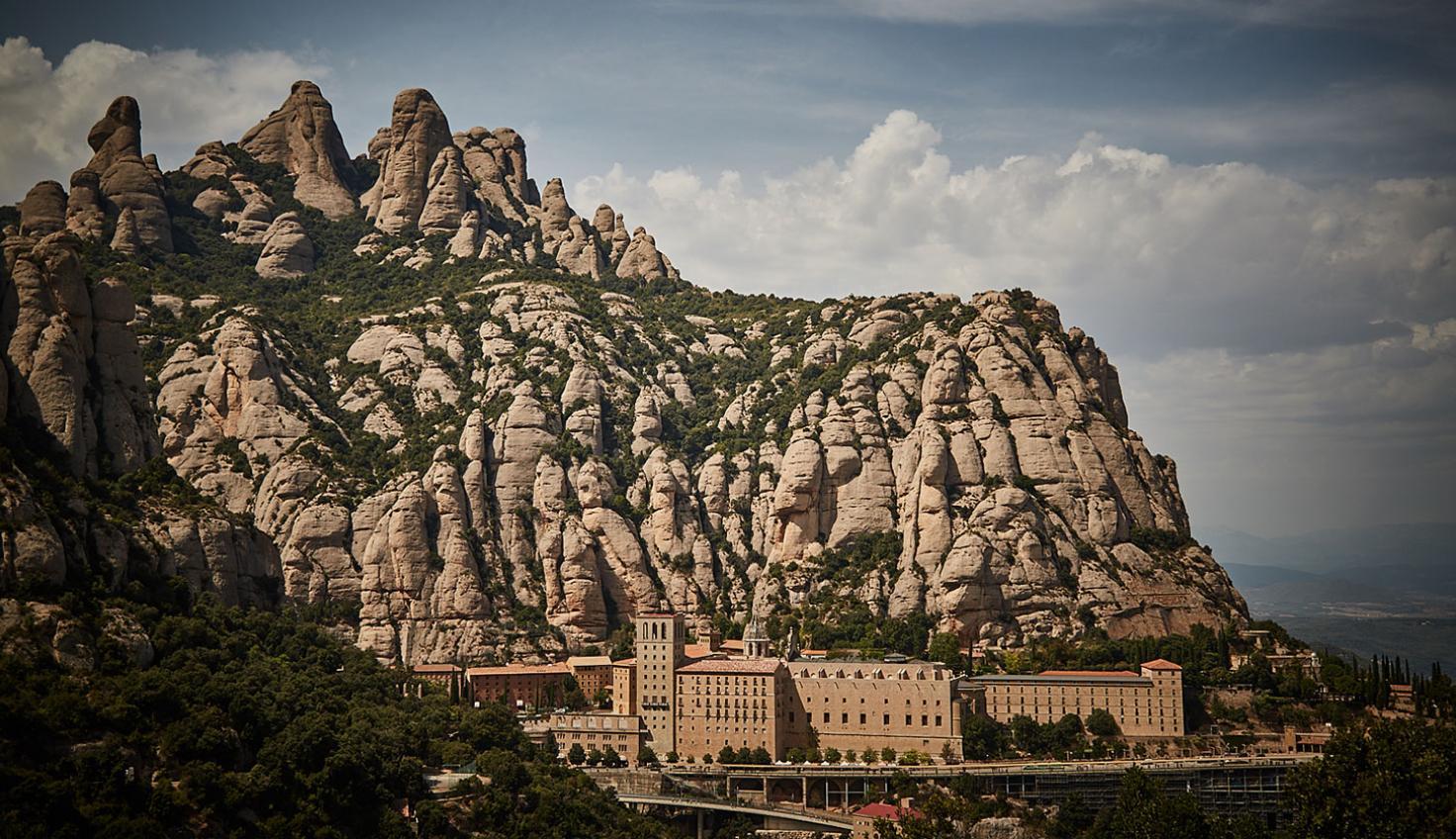 Foto La Montaña Mágica