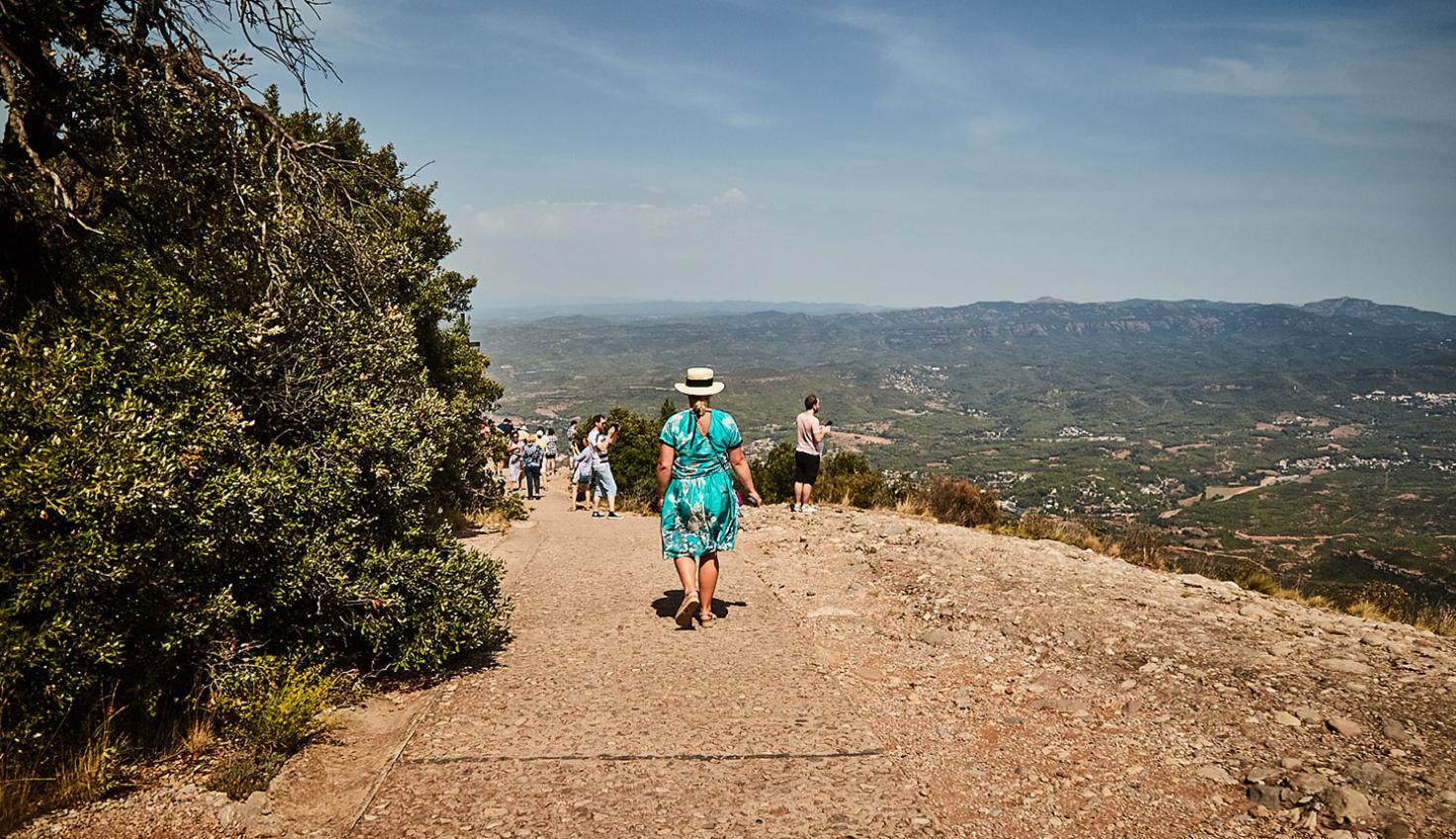 Photo Montserrat excursions