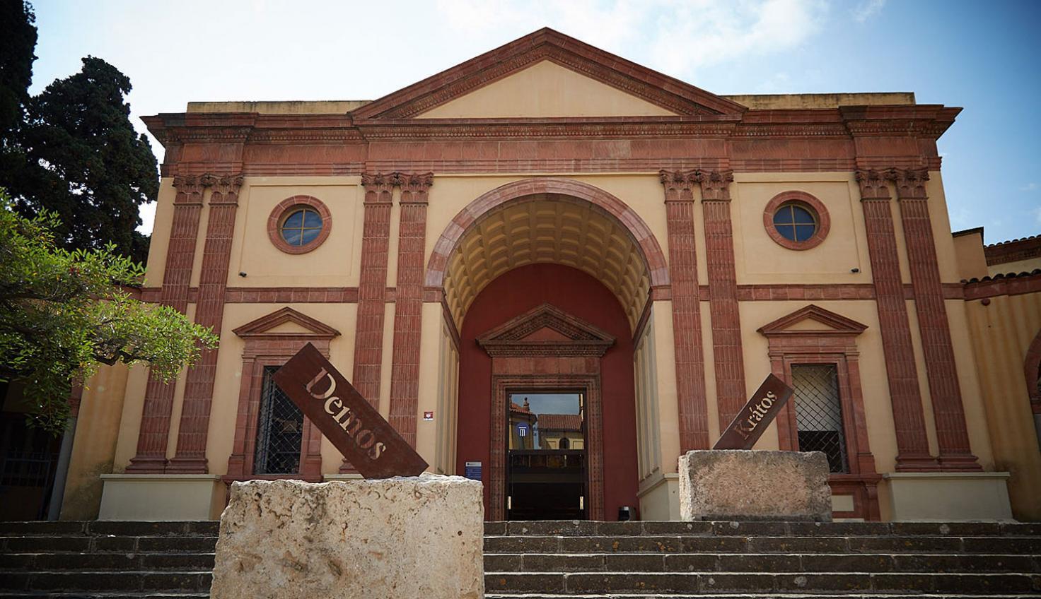Photo Archaeology Museum Barcelona