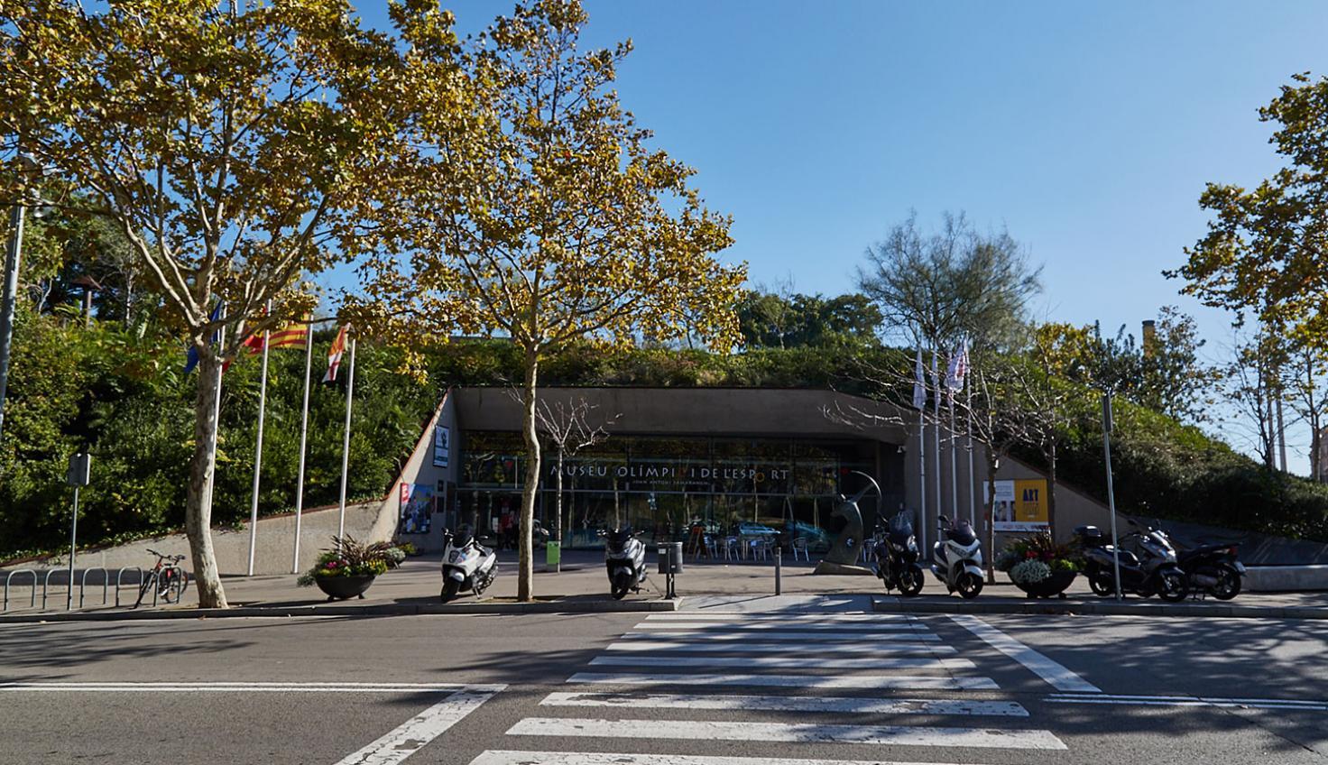 Photo Musée olympique et du sport