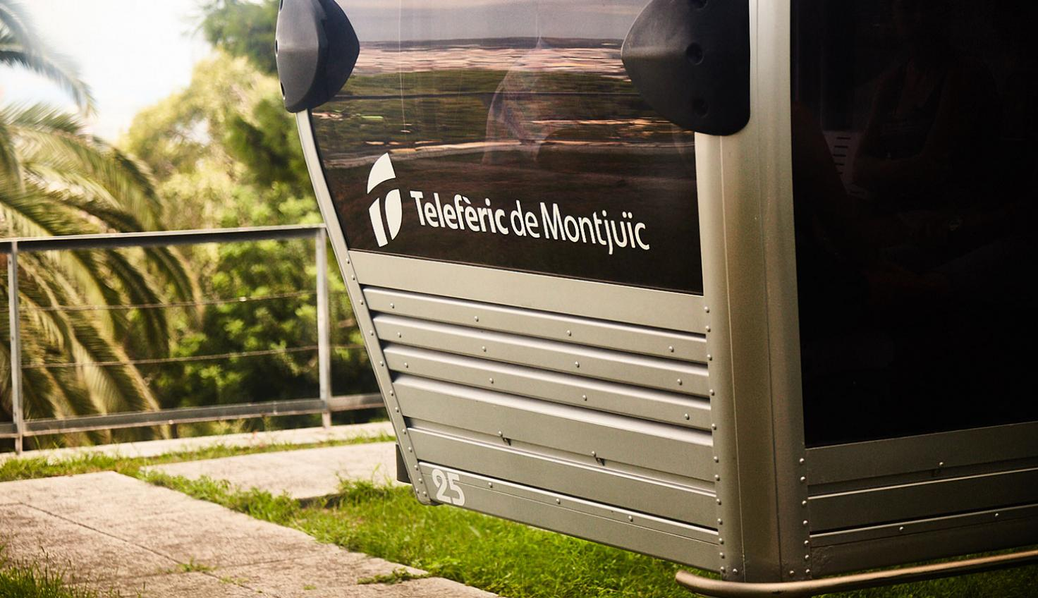 Photo Montjuïc Cable Car
