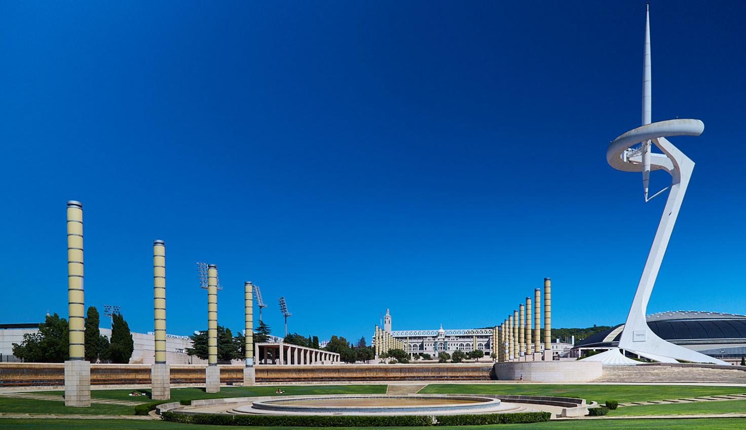 Fernsehturm Calatrava fotografie