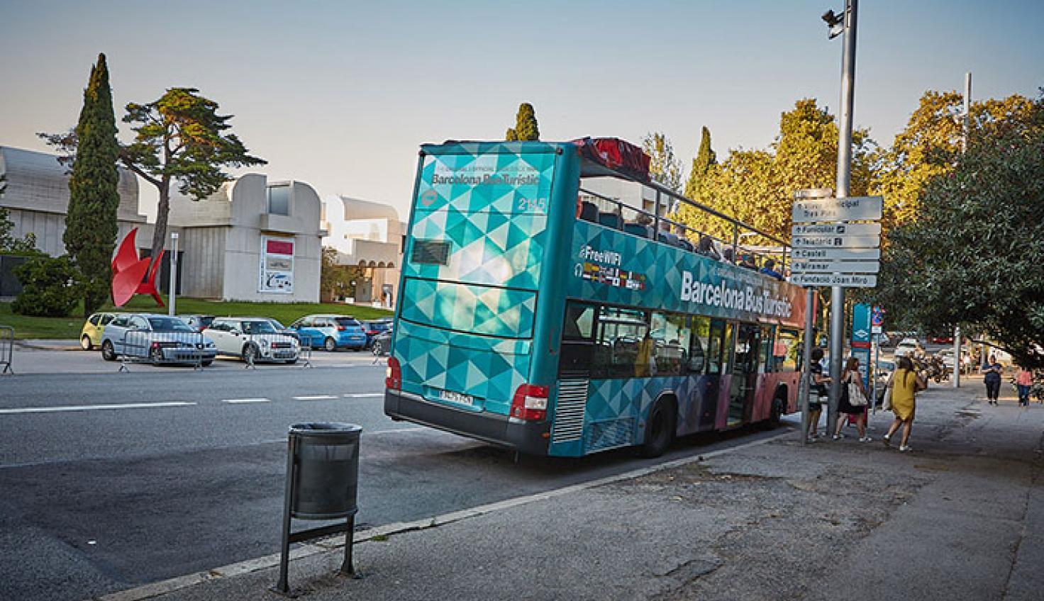 Fermata Fondazione Joan Miró