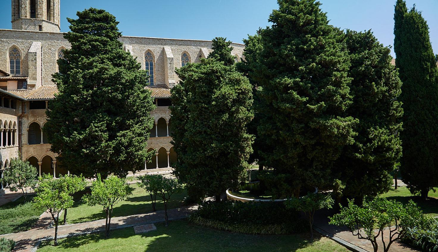 Royal Monastery of Santa Maria of Pedralbes