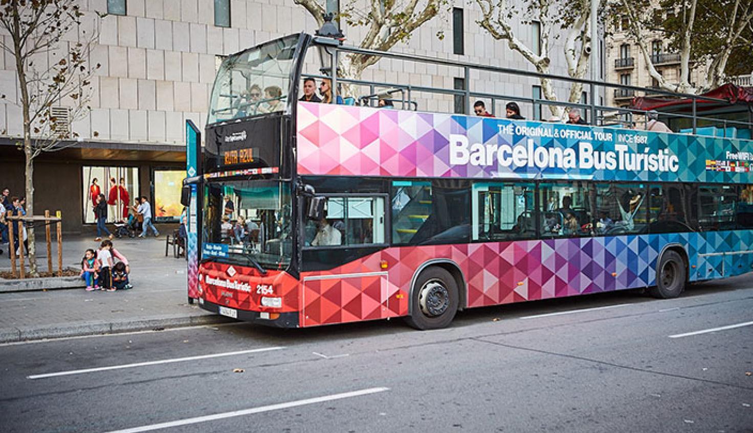 Plaça de Catalunya stop