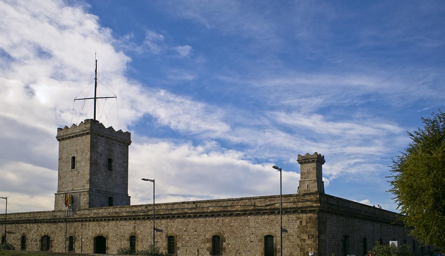 Foto Castell de Monjuïc
