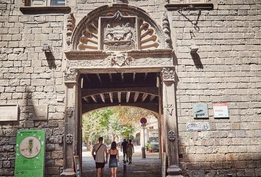 Photo Old Hospital de la Santa Creu Barcelona