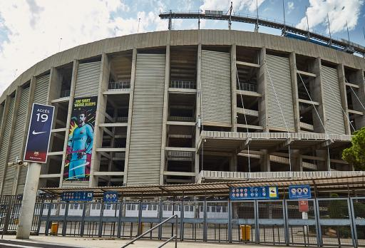 Foto Camp Nou - Futbol Club Barcelona