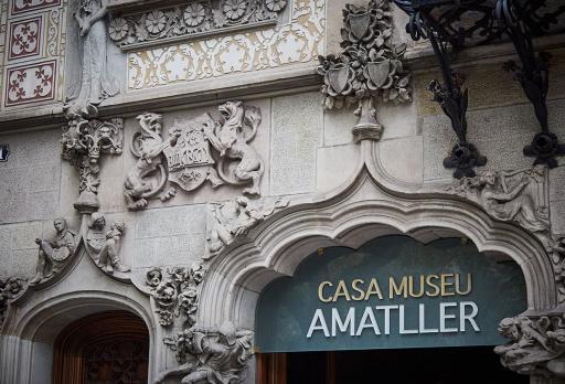 Foto Casa Amatller Josep Puig i Cadafalch