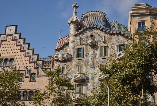 Photo Casa Batlló Gaudí